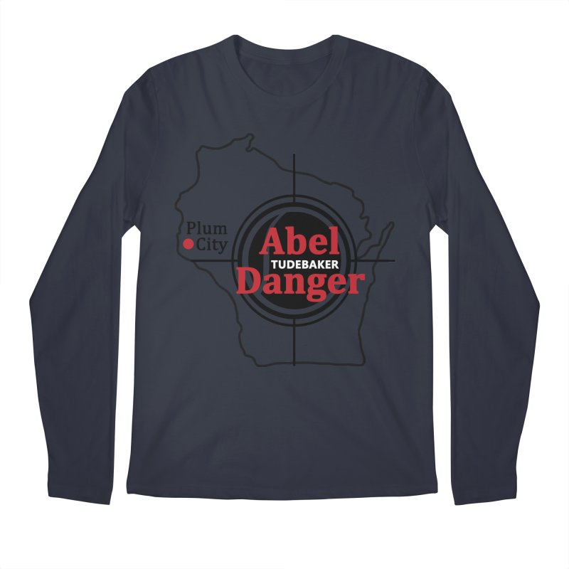 Abel Danger Logo Merchandise Men's  by Abel Danger Artist Shop