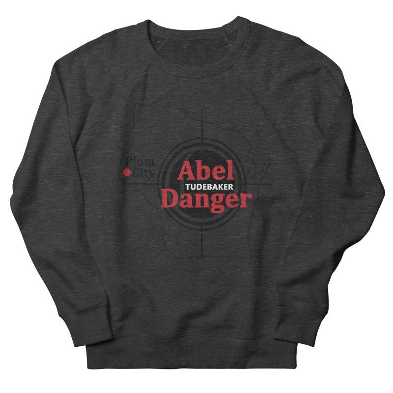 Abel Danger Logo Merchandise Men's French Terry Sweatshirt by Abel Danger Artist Shop