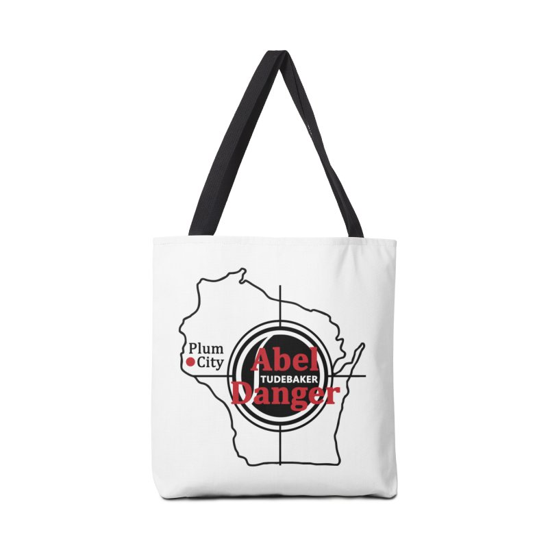 Abel Danger Logo Merchandise Accessories Tote Bag Bag by Abel Danger Artist Shop