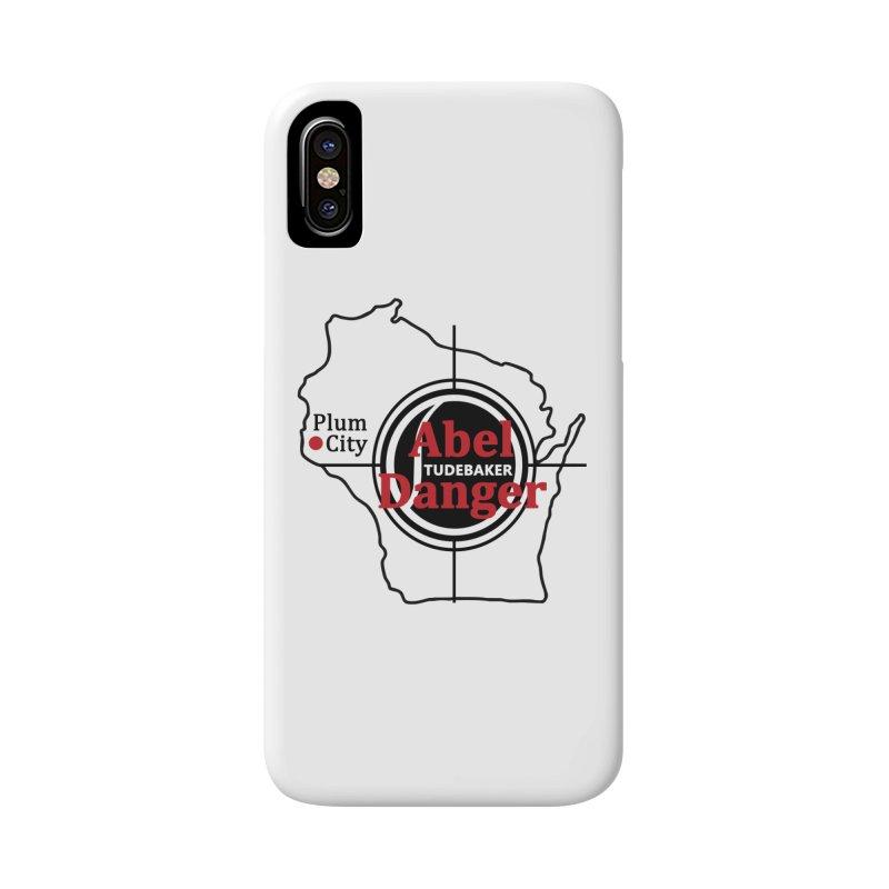Abel Danger Logo Merchandise Accessories Phone Case by Abel Danger Artist Shop