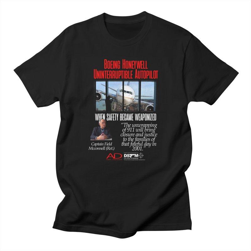 BHUAP - Field McConnell Shirts Men's T-Shirt by Abel Danger Artist Shop
