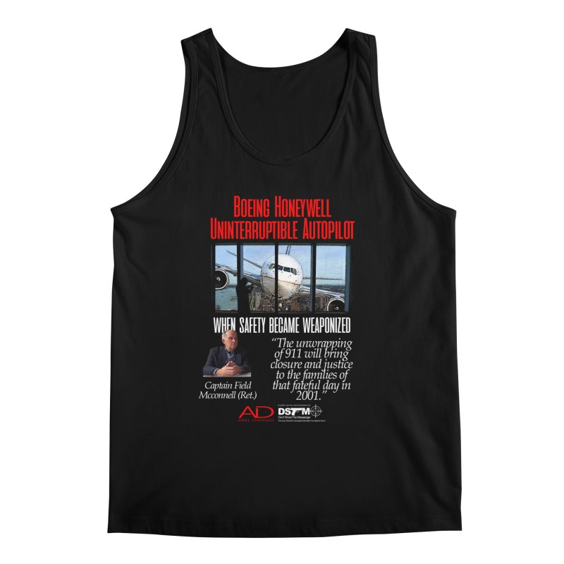 BHUAP - Field McConnell Shirts Men's Regular Tank by Abel Danger Artist Shop