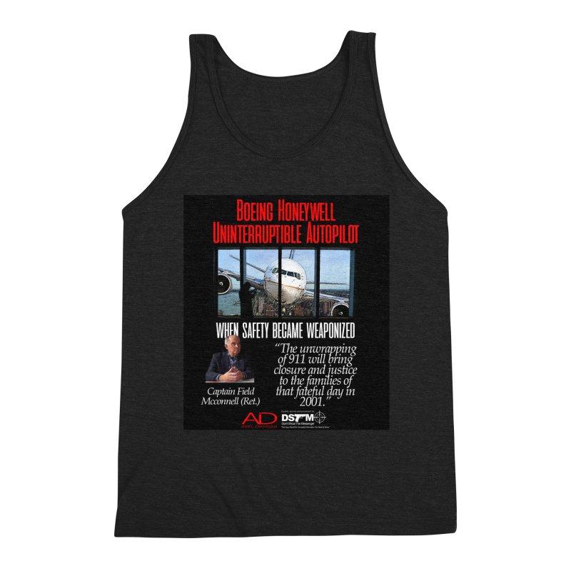 BHUAP - Field McConnell Shirts Men's Triblend Tank by Abel Danger Artist Shop