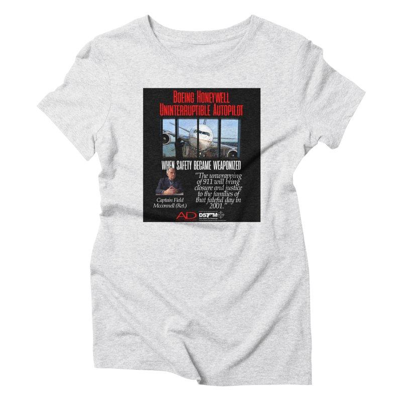 BHUAP - Field McConnell Shirts Women's Triblend T-Shirt by Abel Danger Artist Shop