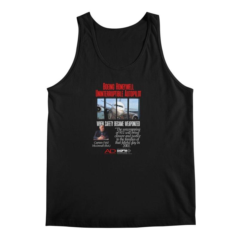 BHUAP - Field McConnell Shirts Men's Regular Tank by Abel Danger Artist Shop