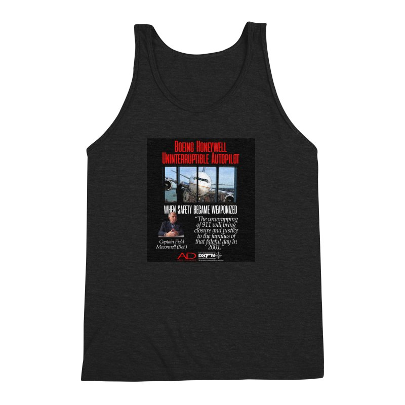 BHUAP - Field McConnell Shirts Men's Triblend Tank by Abel Danger Artist Shop