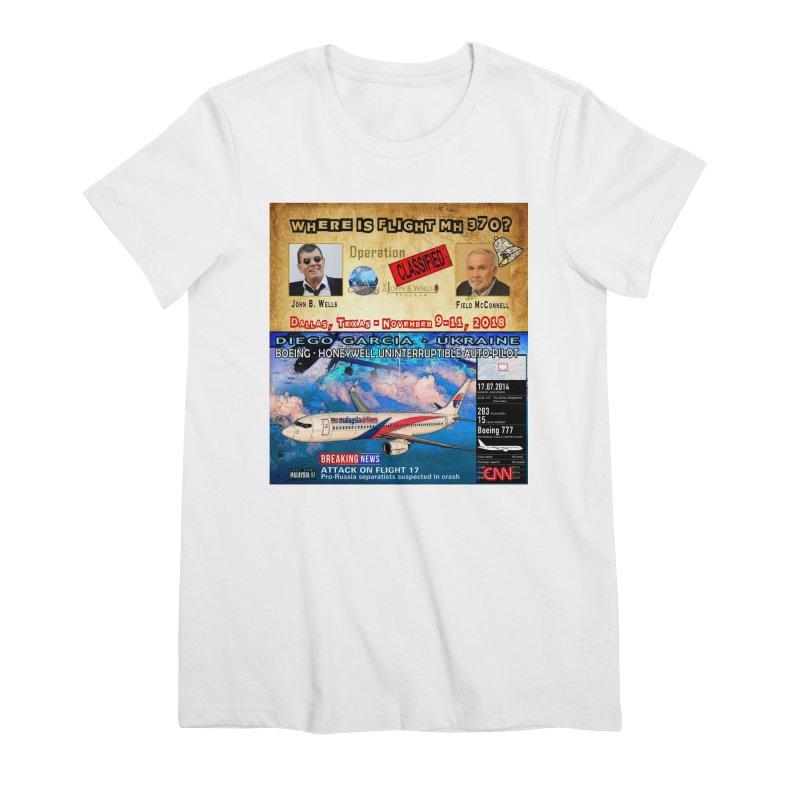 Operation Classified Women's Premium T-Shirt by Abel Danger Artist Shop