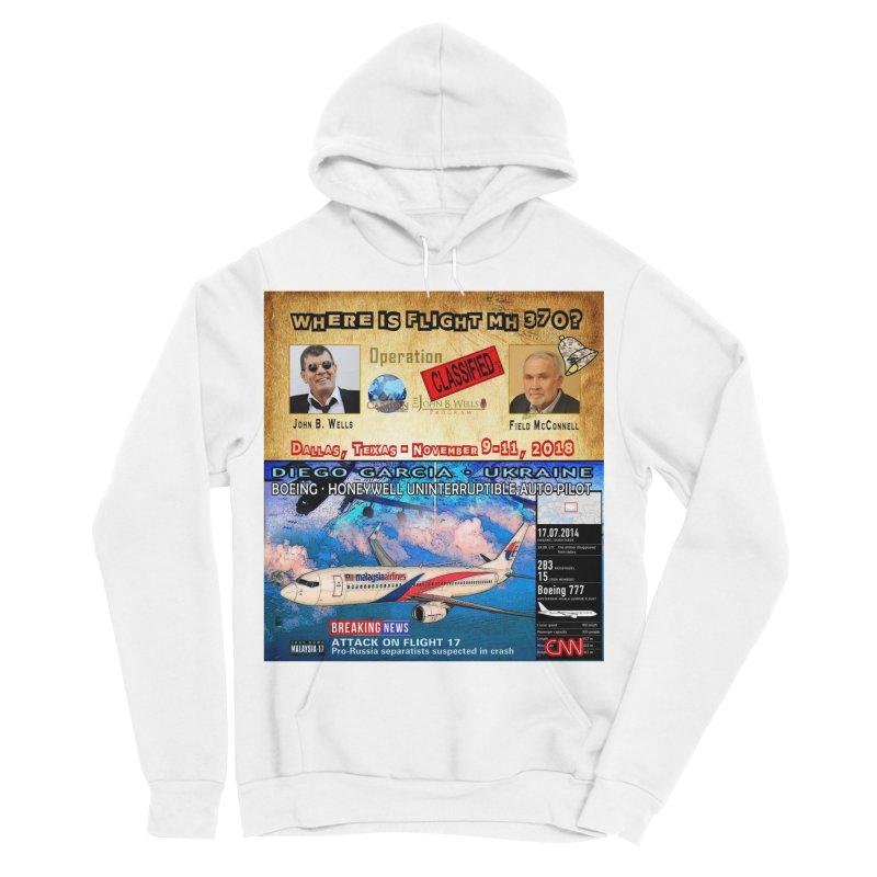 Operation Classified Women's Sponge Fleece Pullover Hoody by Abel Danger Artist Shop