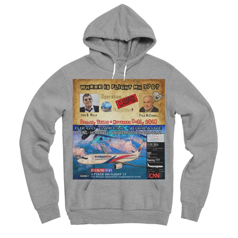 Operation Classified Men's Sponge Fleece Pullover Hoody by Abel Danger Artist Shop