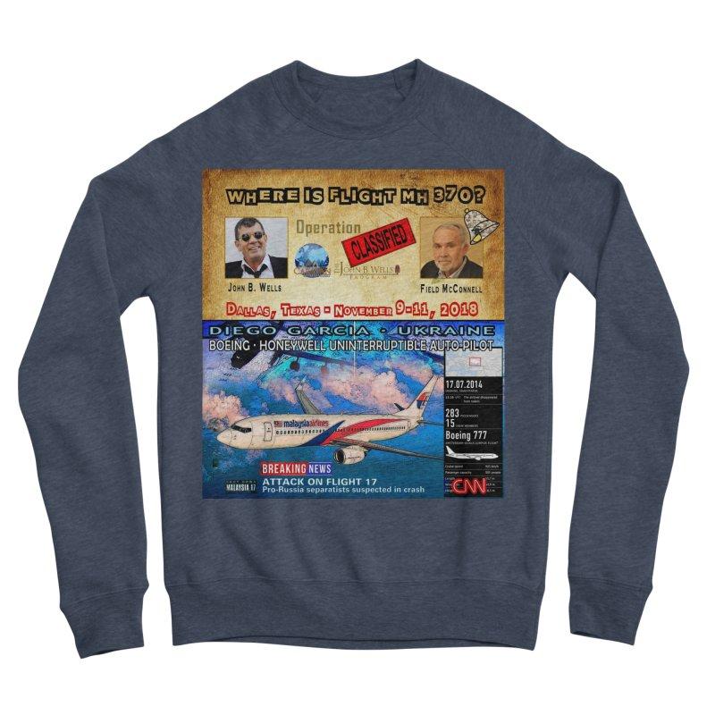 Operation Classified Women's Sponge Fleece Sweatshirt by Abel Danger Artist Shop