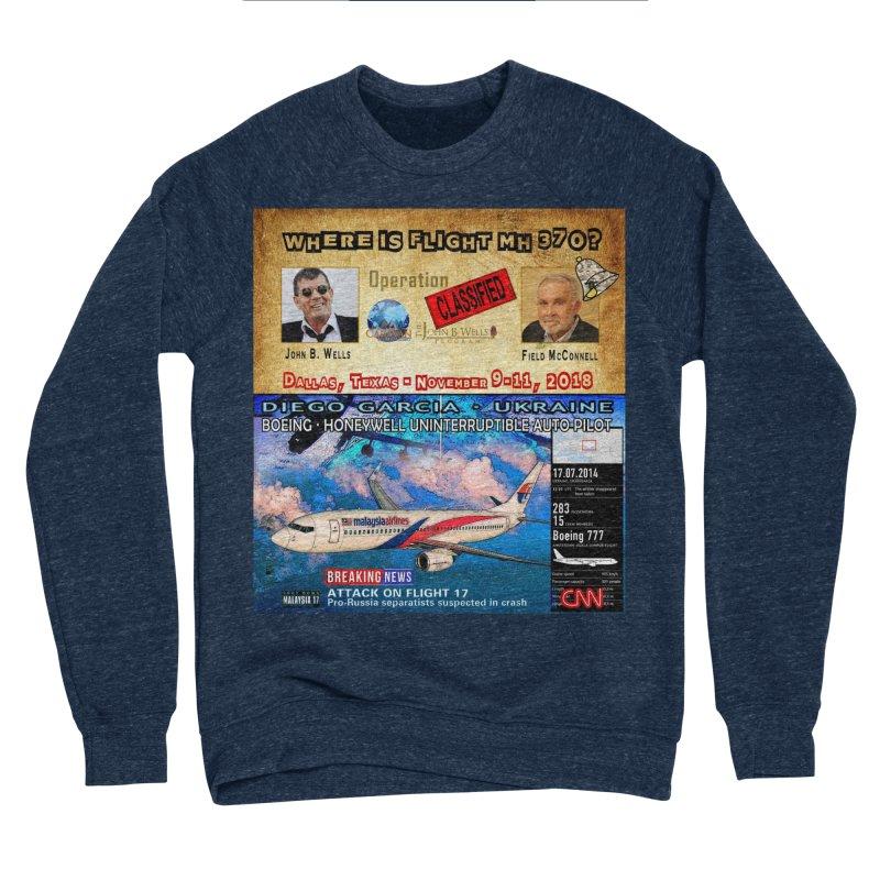 Operation Classified Men's Sponge Fleece Sweatshirt by Abel Danger Artist Shop
