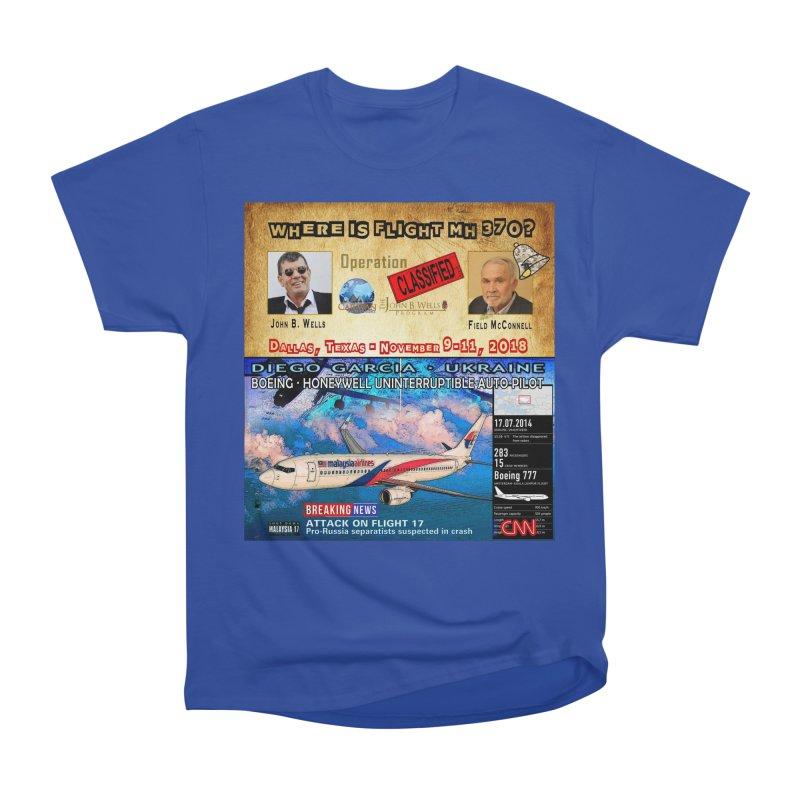 Operation Classified Men's Heavyweight T-Shirt by Abel Danger Artist Shop