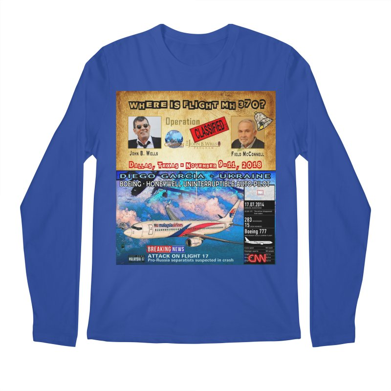 Operation Classified Men's Regular Longsleeve T-Shirt by Abel Danger Artist Shop