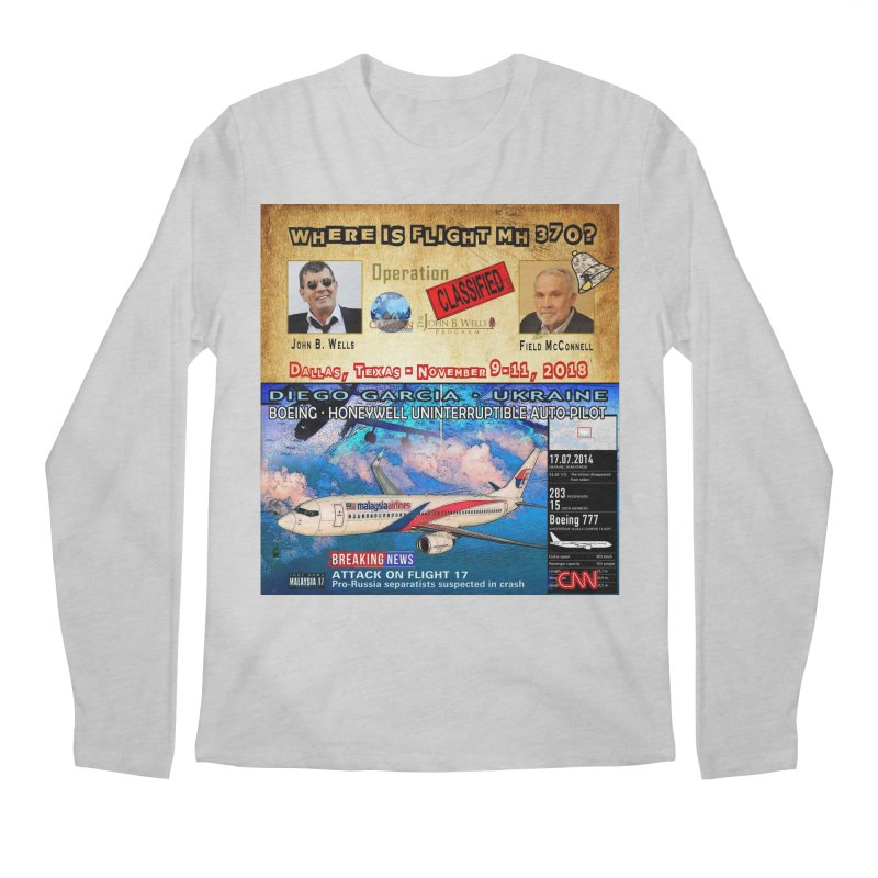 Operation Classified Men's Regular Longsleeve T-Shirt by Abel Danger Artist Shop