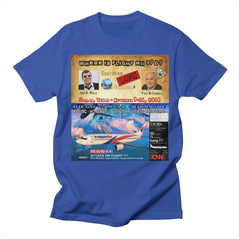 Operation Classified Women's Regular Unisex T-Shirt by Abel Danger Artist Shop