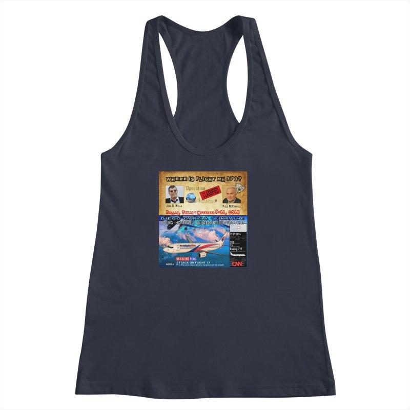 Operation Classified Women's Racerback Tank by Abel Danger Artist Shop