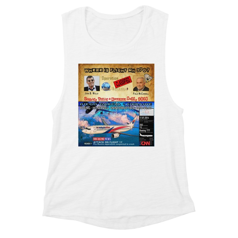Operation Classified Women's Muscle Tank by Abel Danger Artist Shop