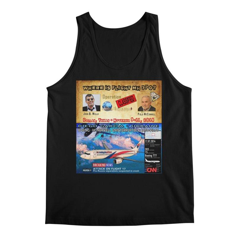Operation Classified Men's Regular Tank by Abel Danger Artist Shop
