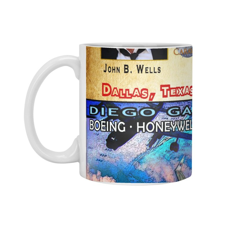Operation Classified Accessories Standard Mug by Abel Danger Artist Shop