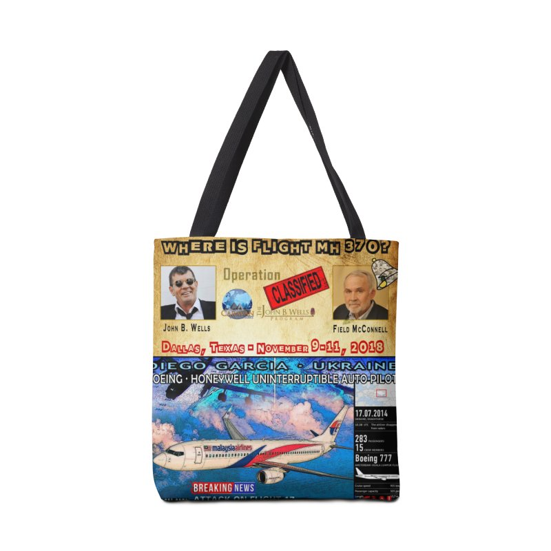 Operation Classified Accessories Tote Bag Bag by Abel Danger Artist Shop