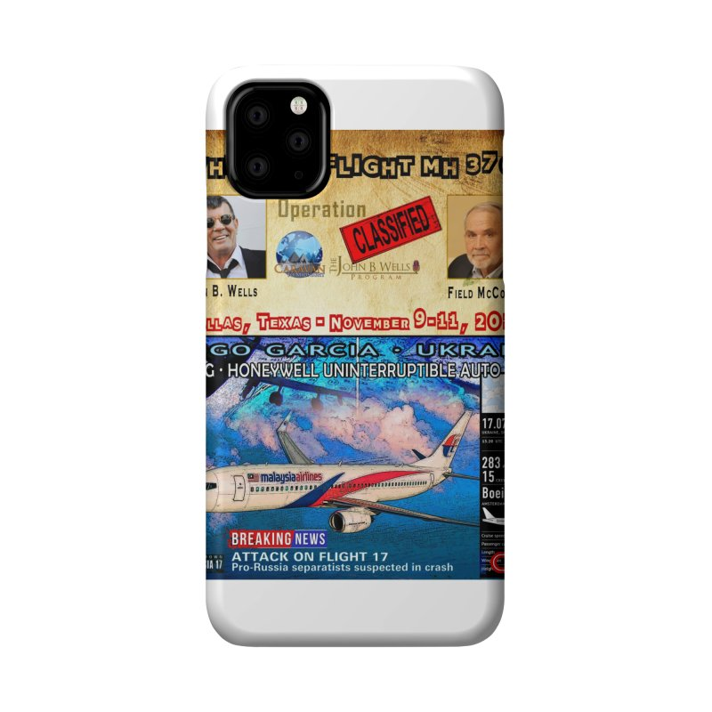 Operation Classified Accessories Phone Case by Abel Danger Artist Shop