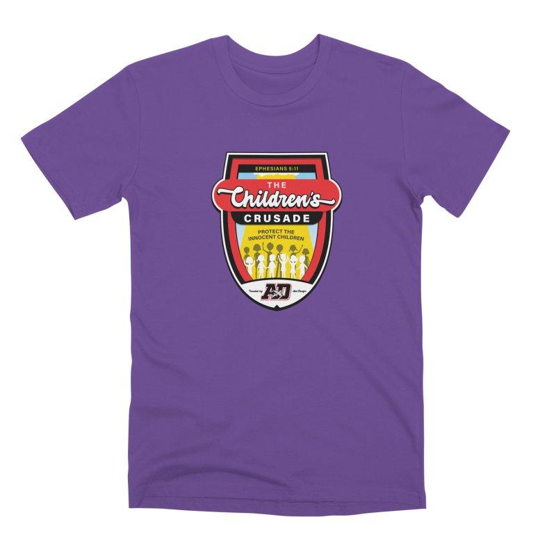 THE CHILDRENS CRUSADE Men's Premium T-Shirt by Abel Danger Artist Shop