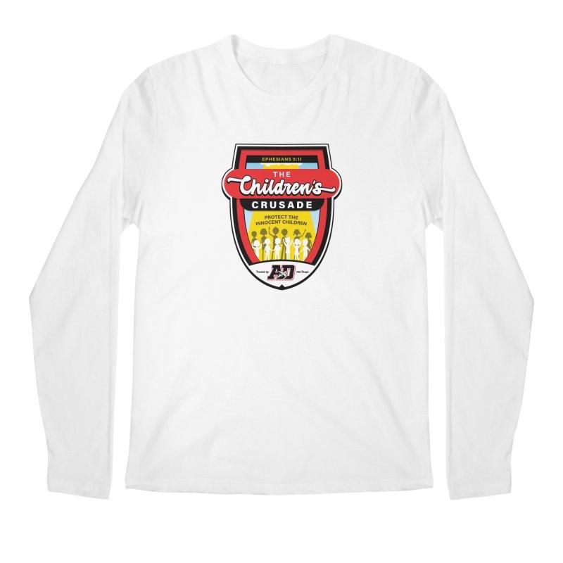 THE CHILDRENS CRUSADE Men's Regular Longsleeve T-Shirt by Abel Danger Artist Shop