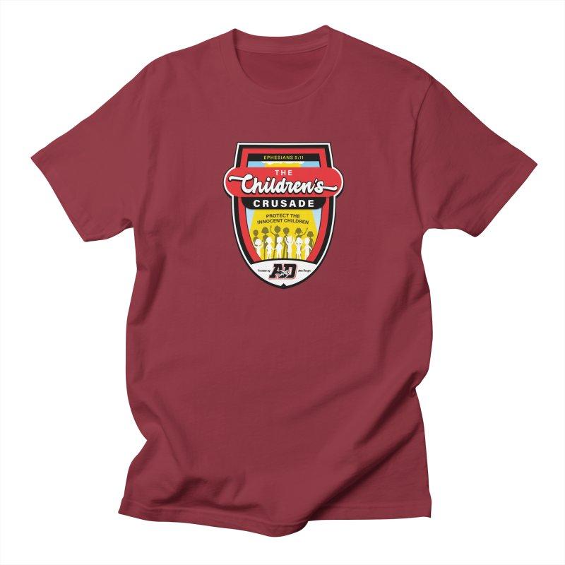 THE CHILDRENS CRUSADE Men's Regular T-Shirt by Abel Danger Artist Shop