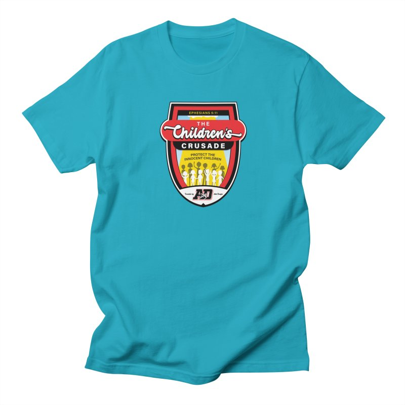 THE CHILDRENS CRUSADE Women's Regular Unisex T-Shirt by Abel Danger Artist Shop