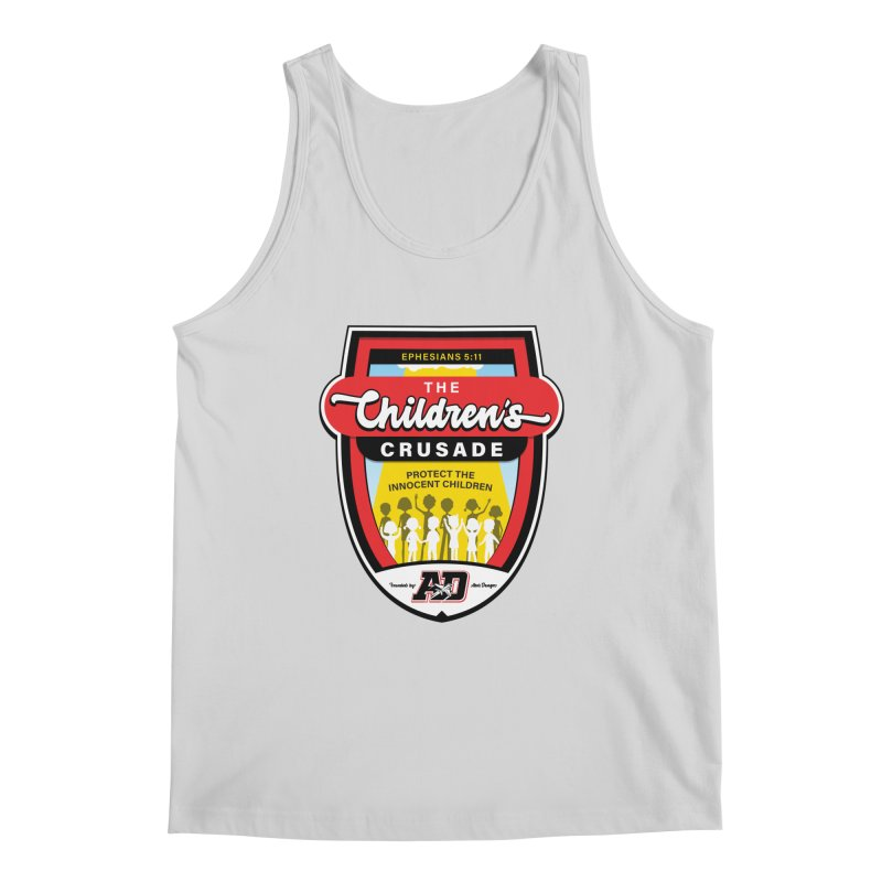 THE CHILDRENS CRUSADE Men's Regular Tank by Abel Danger Artist Shop