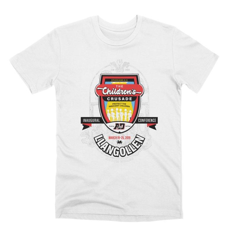 The Children's Crusade - Llangollen Event Men's Premium T-Shirt by Abel Danger Artist Shop