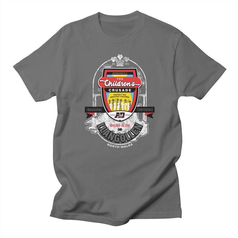The Children's Crusade - Llangollen Event Men's T-Shirt by Abel Danger Artist Shop