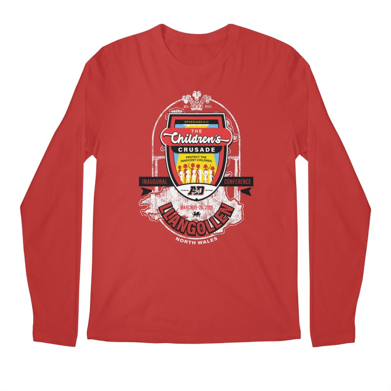 The Children's Crusade - Llangollen Event Men's Regular Longsleeve T-Shirt by Abel Danger Artist Shop