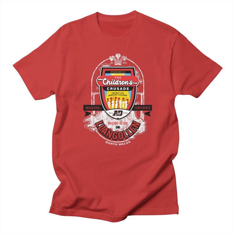 The Children's Crusade - Llangollen Event Men's Regular T-Shirt by Abel Danger Artist Shop