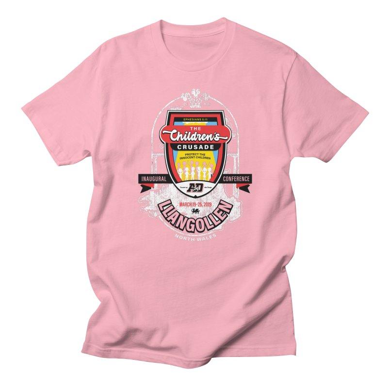 The Children's Crusade - Llangollen Event Women's Regular Unisex T-Shirt by Abel Danger Artist Shop