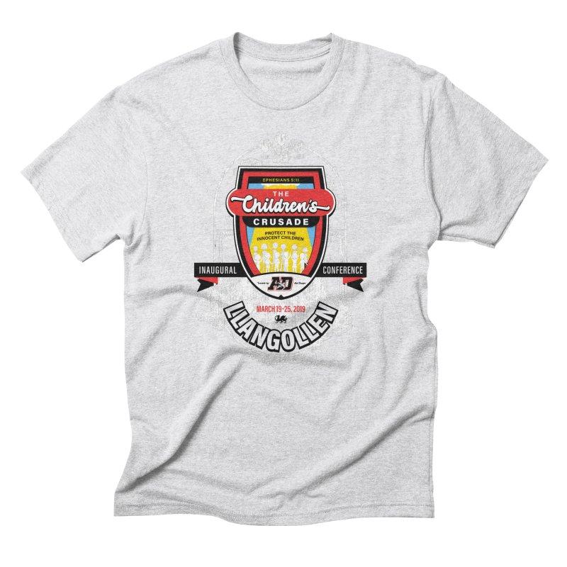 The Children's Crusade - Llangollen Event Men's Triblend T-Shirt by Abel Danger Artist Shop