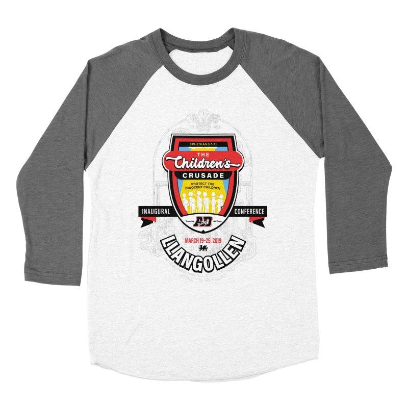 The Children's Crusade - Llangollen Event Women's Baseball Triblend Longsleeve T-Shirt by Abel Danger Artist Shop