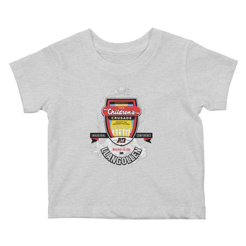 The Children's Crusade - Llangollen Event Kids Baby T-Shirt by Abel Danger Artist Shop