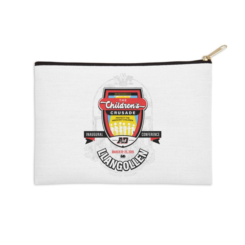 The Children's Crusade - Llangollen Event Accessories Zip Pouch by Abel Danger Artist Shop