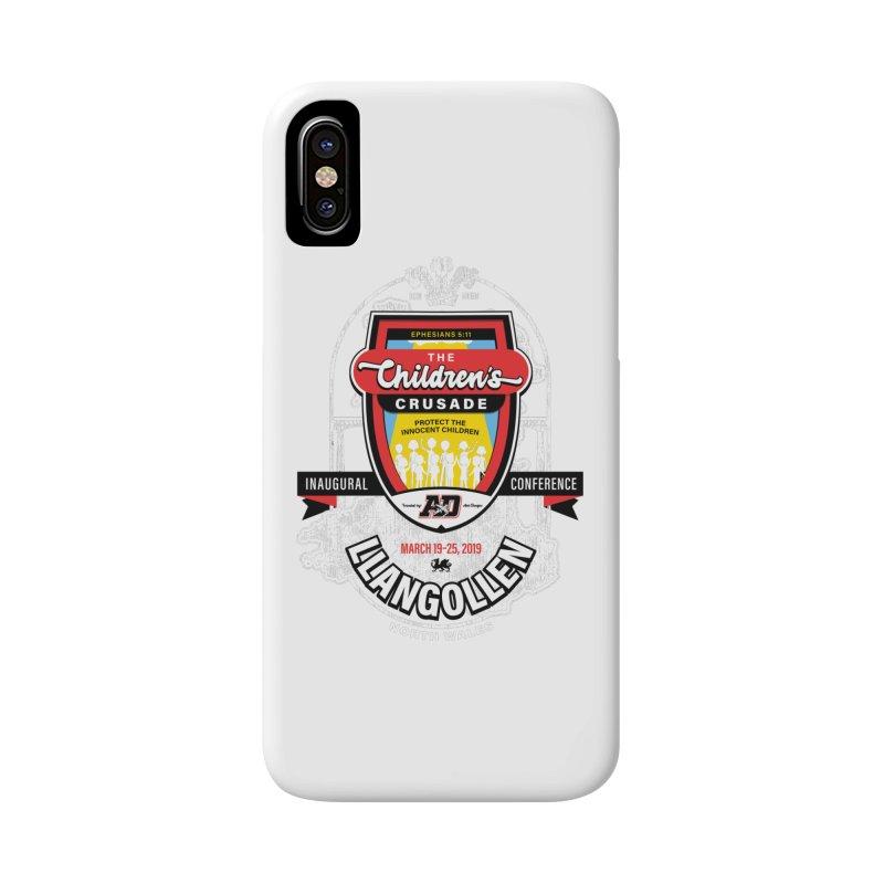 The Children's Crusade - Llangollen Event Accessories Phone Case by Abel Danger Artist Shop