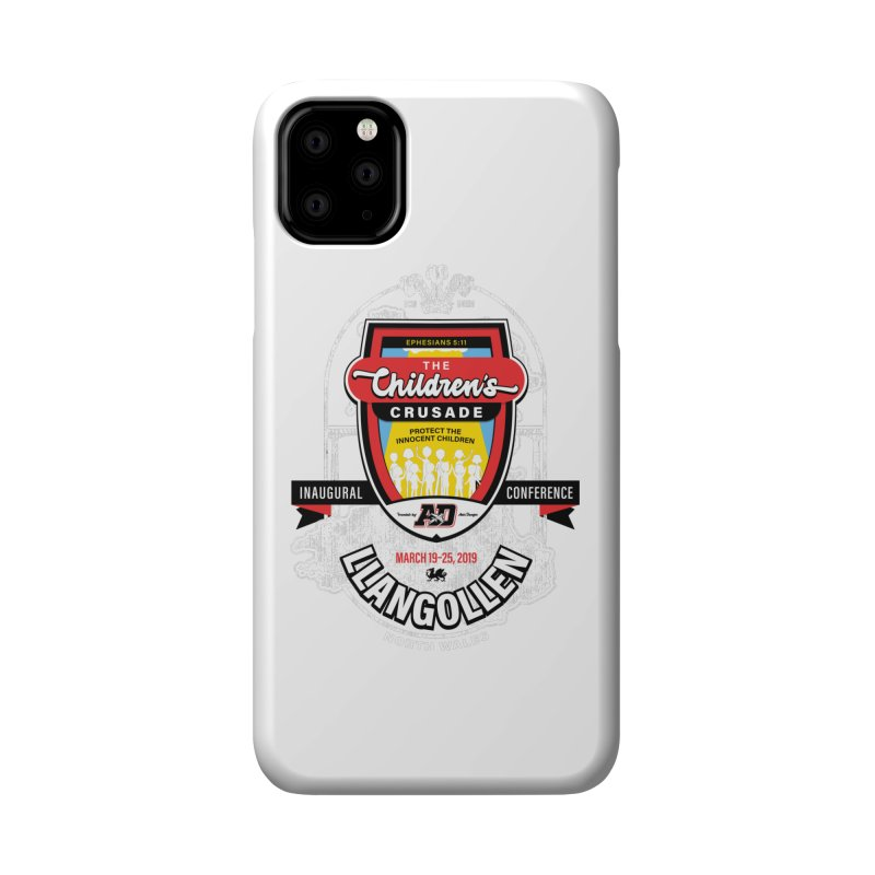 The Children's Crusade - Llangollen Event Accessories Phone Case by Abel Danger Artist Shop