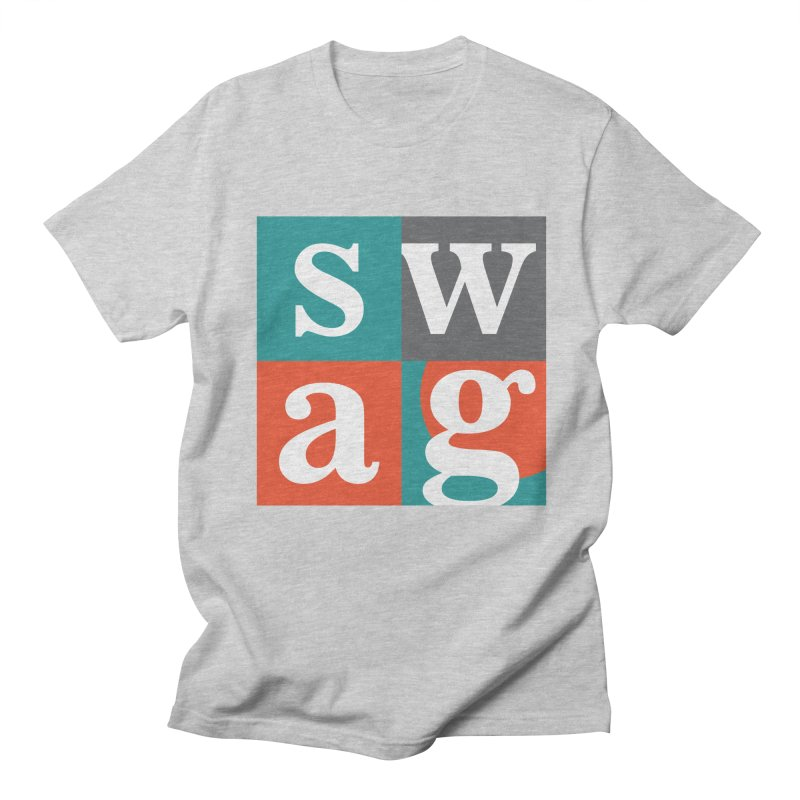 Swag Design Men's T-Shirt by abhikreationz's Artist Shop