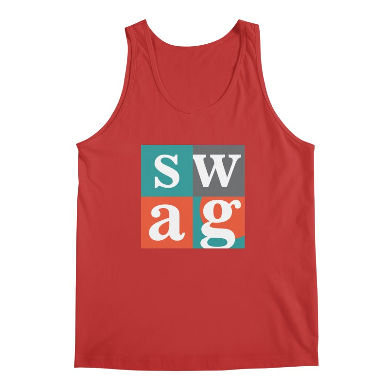 Swag Design Men's Tank by abhikreationz's Artist Shop
