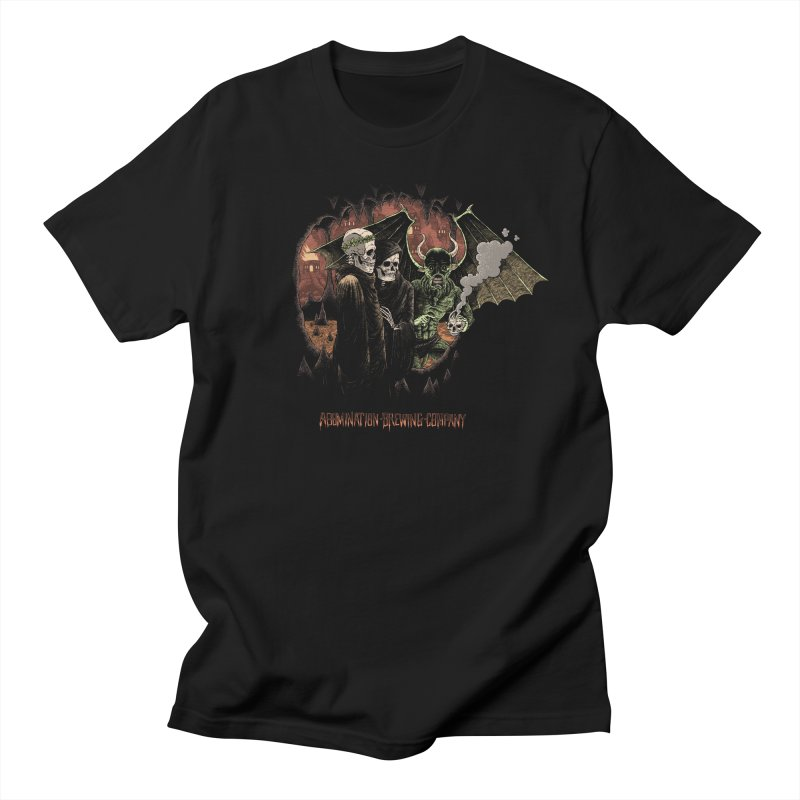 Pilgrimage Into the Dank Men's T-Shirt by abominationbrewing's Artist Shop