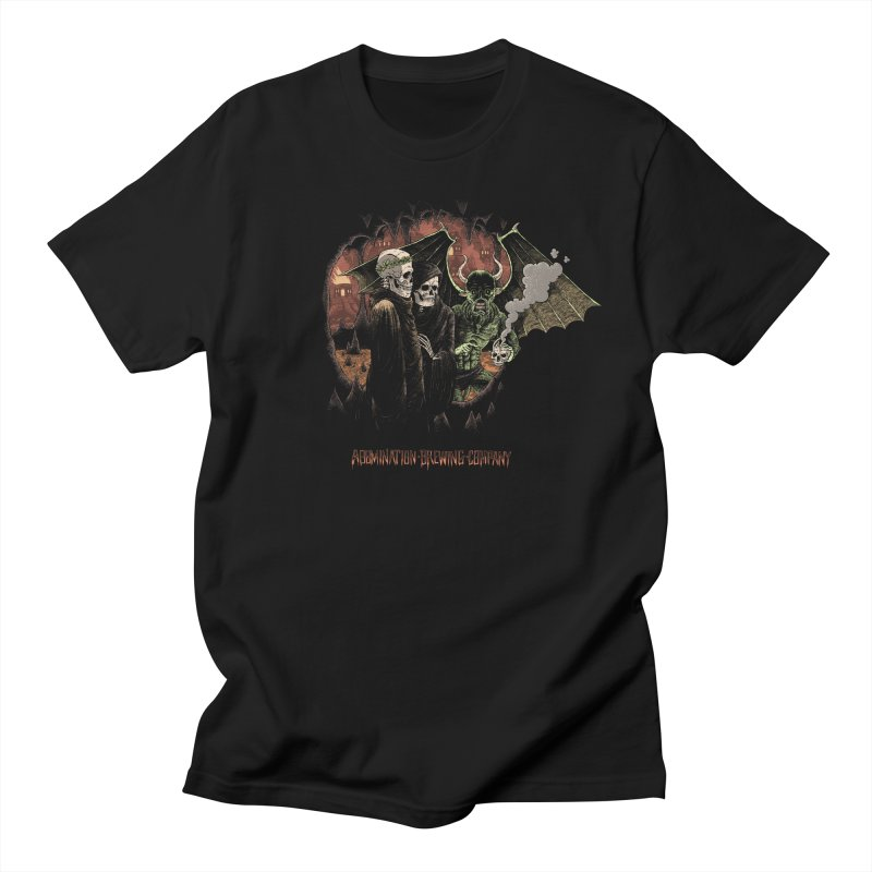 Pilgrimage Into the Dank Men's T-Shirt by abominationbrewing's Artist Shop