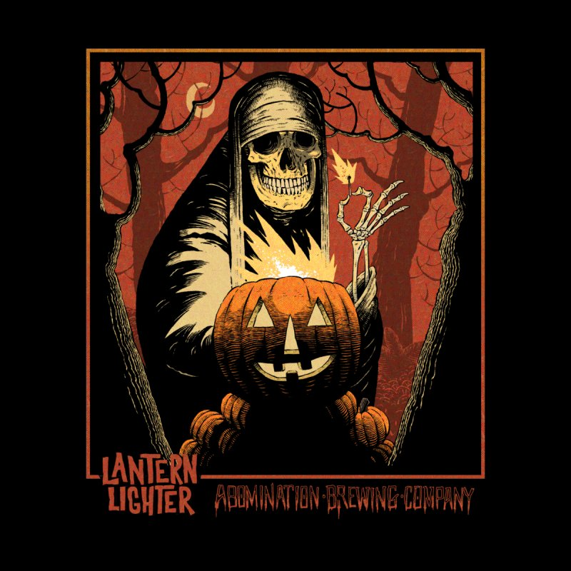Lantern Lighter Men's Sweatshirt by abominationbrewing's Artist Shop
