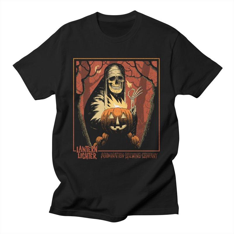 Lantern Lighter Men's T-Shirt by abominationbrewing's Artist Shop
