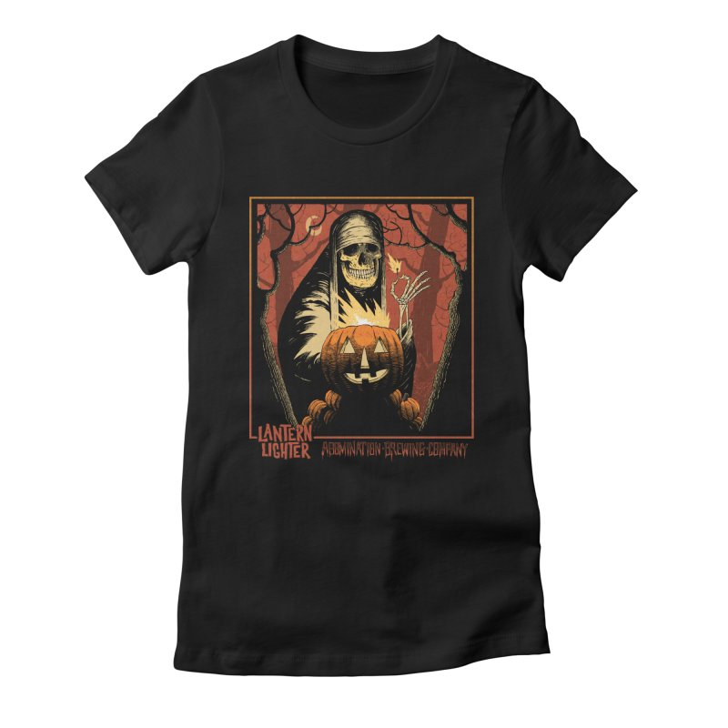 Lantern Lighter Women's T-Shirt by abominationbrewing's Artist Shop