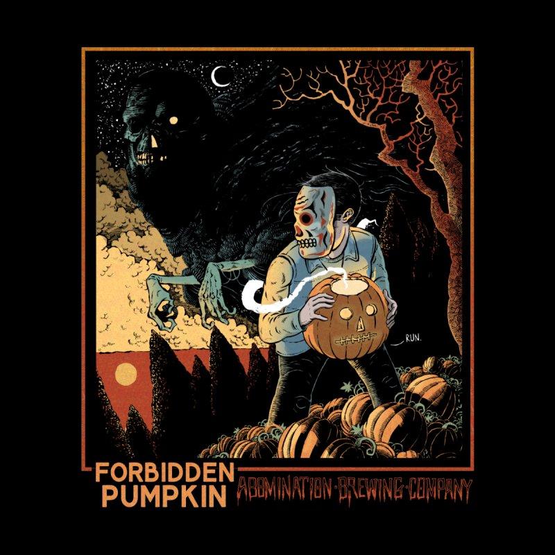 Forbidden Pumpkin Women's Longsleeve T-Shirt by abominationbrewing's Artist Shop