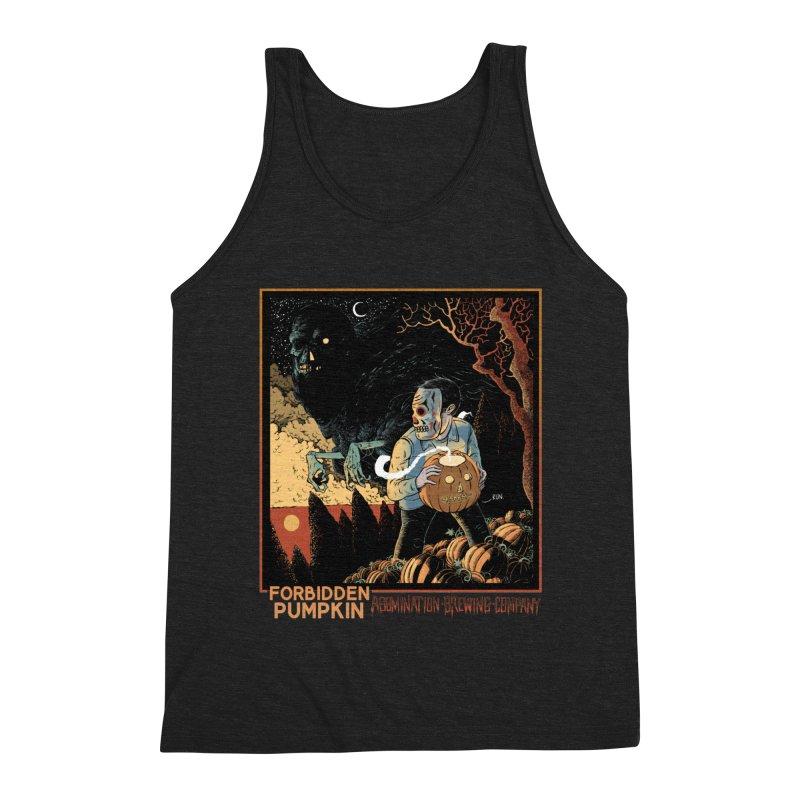 Forbidden Pumpkin Men's Tank by abominationbrewing's Artist Shop